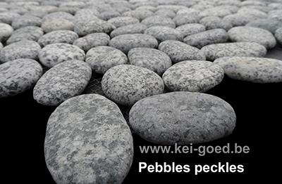 pebbles mosaic speckle