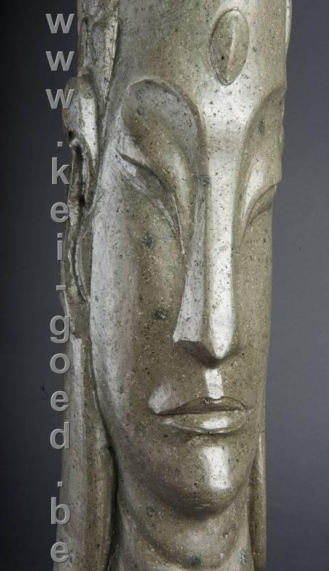 natuursteen buddha