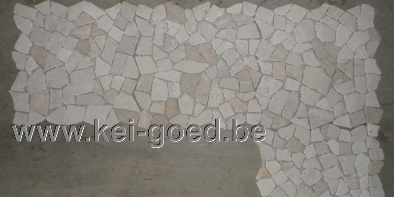 mozaiek tegelmat