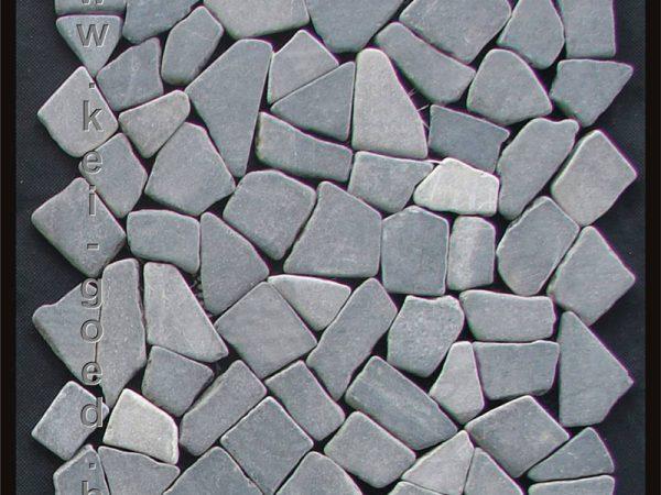 mozaiek marmer tegelvloer