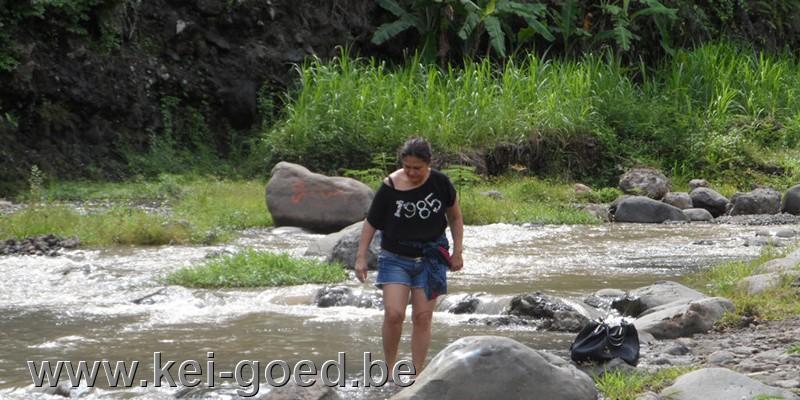 riviersteen zoeken