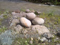 rivierstenen verzamelen