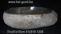 stenen lavabo