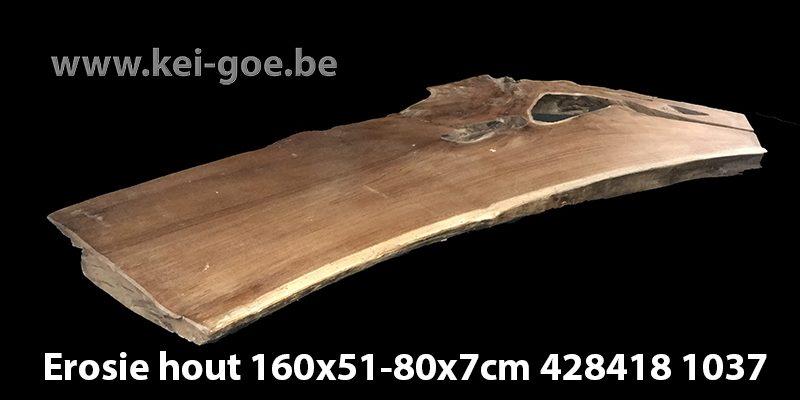 oud hout werkblad rustiek