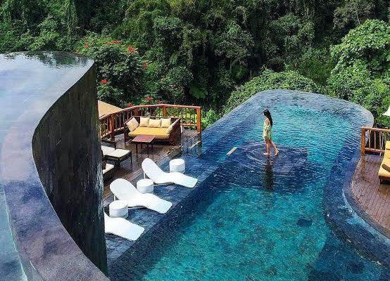 voorbeeld Bali zwembad