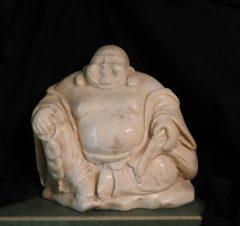 Happy Boeddha van Onyxmarmer