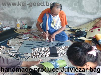 handmade produce Julviezar bag