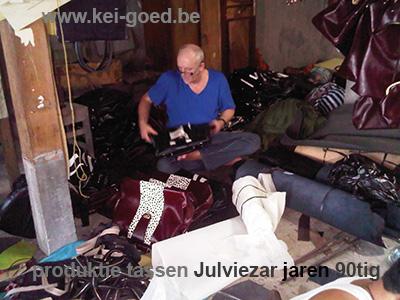 produktie tassen Julviezar